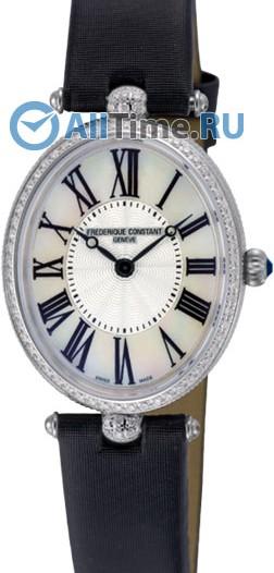 Женские наручные швейцарские часы в коллекции Art Deco Frederique Constant