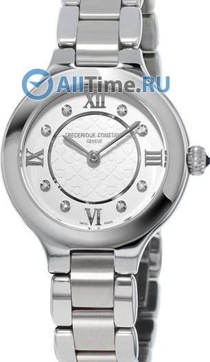 Женские наручные швейцарские часы в коллекции Classics Frederique Constant