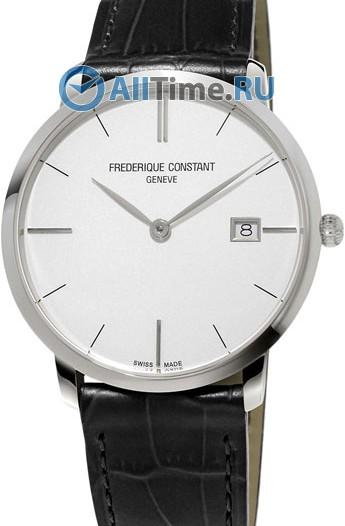 Мужские наручные швейцарские часы в коллекции Slim Line Frederique Constant