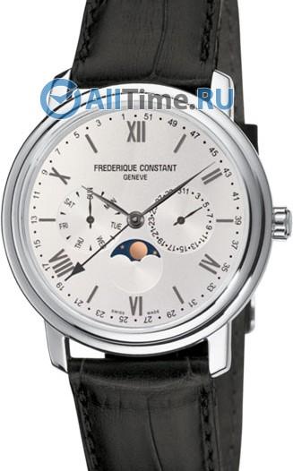 Мужские наручные швейцарские часы в коллекции Persuasion Frederique Constant