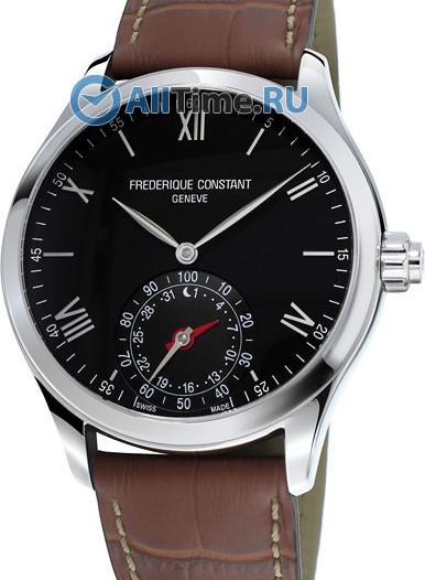 Мужские наручные швейцарские часы в коллекции Horological Smartwatch Frederique Constant