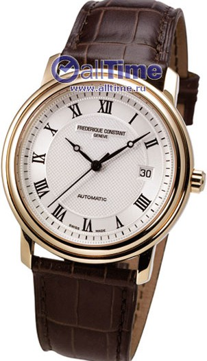 Мужские наручные швейцарские часы в коллекции Classics Frederique Constant