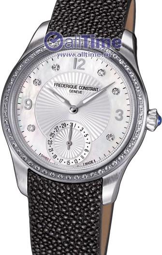 Женские наручные швейцарские часы в коллекции Ladies Frederique Constant