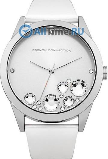 Женские наручные fashion часы в коллекции Leather French Connection