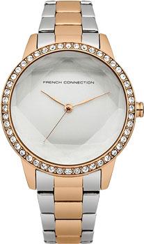fashion наручные  женские часы French Connection FC1215SRGM. Коллекция Evelyn