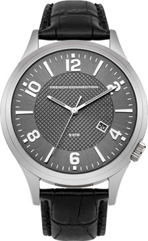 fashion наручные  мужские часы French Connection FC1260BB. Коллекция Cromwell