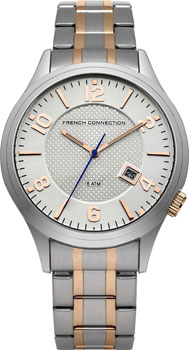 fashion наручные  мужские часы French Connection FC1260SRGM. Коллекция Cromwell