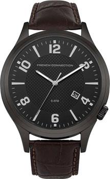 fashion наручные  мужские часы French Connection FC1260TB. Коллекция Cromwell