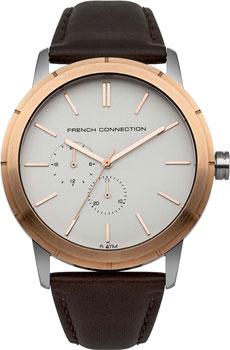 fashion наручные  мужские часы French Connection FC1261TRG. Коллекция Clarke