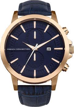 fashion наручные  мужские часы French Connection FC1270URG. Коллекция Regent Mk II