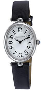 Швейцарские наручные  женские часы Frederique Constant FC200A2V6. Коллекция Classics
