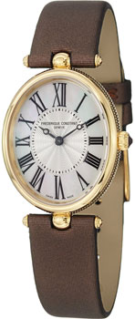 Швейцарские наручные  женские часы Frederique Constant FC200MPW2V5. Коллекция Classics