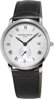 Швейцарские наручные  мужские часы Frederique Constant FC245M4S6. Коллекция Classics
