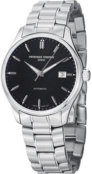 Швейцарские наручные  мужские часы Frederique Constant FC303B5B6B. Коллекция Classics