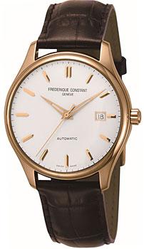 Швейцарские наручные  мужские часы Frederique Constant FC303V5B4. Коллекция Classics