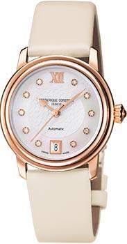 Швейцарские наручные  женские часы Frederique Constant FC303WHD2P9. Коллекция Ladies Automatic
