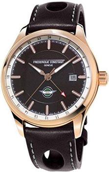 Швейцарские наручные  мужские часы Frederique Constant FC350CH5B4. Коллекция Vintage Rally
