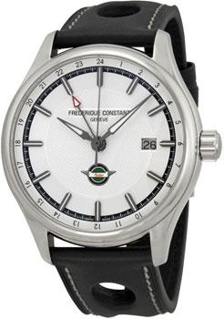 Швейцарские наручные  мужские часы Frederique Constant FC350HS5B6. Коллекция Vintage Rally