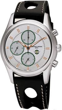 Швейцарские наручные  мужские часы Frederique Constant FC392HVG6B6. Коллекция Vintage Rally