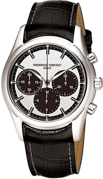 Швейцарские наручные  мужские часы Frederique Constant FC396SB6B6. Коллекция Vintage Rally