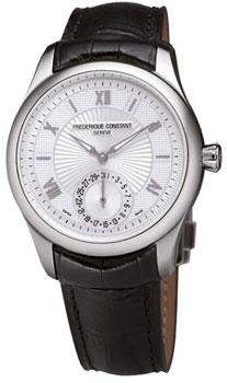 Швейцарские наручные  мужские часы Frederique Constant FC700MS5M6. Коллекция Manufacture