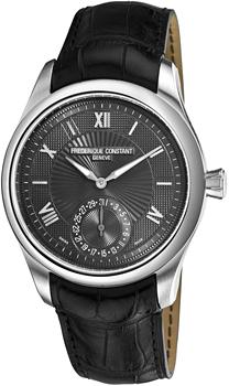 Швейцарские наручные  мужские часы Frederique Constant FC700SMG5M6. Коллекция Manufacture