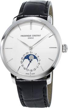 Швейцарские наручные  мужские часы Frederique Constant FC705S4S6. Коллекция Manufacture