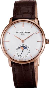 Швейцарские наручные  мужские часы Frederique Constant FC705V4S9. Коллекция Manufacture