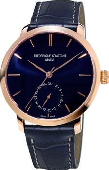 Швейцарские наручные  мужские часы Frederique Constant FC710N4S4. Коллекция Manufacture