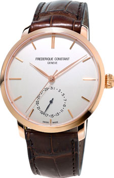 Швейцарские наручные  мужские часы Frederique Constant FC710V4S4. Коллекция Manufacture