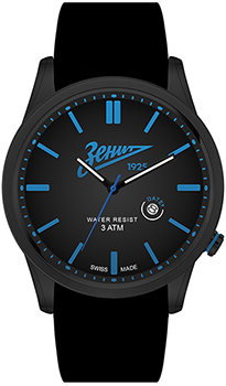 fashion наручные  мужские часы FC Zenit FCZ05BB. Коллекция Swiss