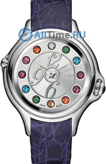 Женские наручные fashion часы в коллекции Crazy Carats Fendi