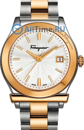 Мужские наручные швейцарские часы в коллекции Ferragamo 1898 Salvatore Ferragamo
