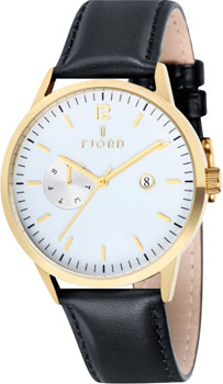 fashion наручные  мужские часы Fjord FJ-3001-03. Коллекция ANDERS