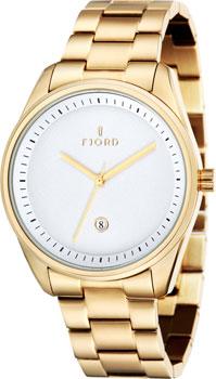 fashion наручные  мужские часы Fjord FJ-3002-33. Коллекция DAN