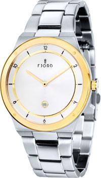 fashion наручные  мужские часы Fjord FJ-3004-44. Коллекция THORD