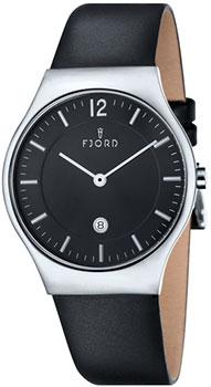 fashion наручные  мужские часы Fjord FJ-3005-01. Коллекция OLLE
