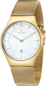 fashion наручные  мужские часы Fjord FJ-3005-44. Коллекция OLLE