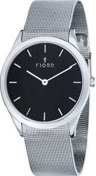 fashion наручные  мужские часы Fjord FJ-3007-11. Коллекция MUNAN