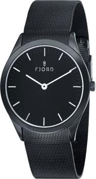 fashion наручные  мужские часы Fjord FJ-3007-33. Коллекция MUNAN