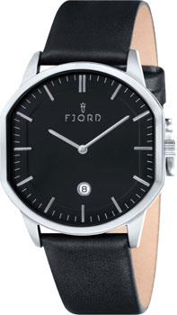 fashion наручные  мужские часы Fjord FJ-3009-01. Коллекция STEIN