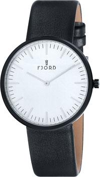 fashion наручные  мужские часы Fjord FJ-3010-03. Коллекция GUNNAR