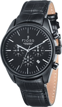 fashion наручные  мужские часы Fjord FJ-3013-03. Коллекция AGNA
