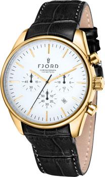 fashion наручные  мужские часы Fjord FJ-3013-04. Коллекция AGNA