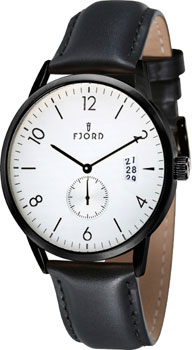 fashion наручные  мужские часы Fjord FJ-3014-02. Коллекция NIELS