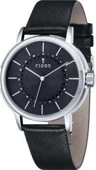 fashion наручные  мужские часы Fjord FJ-3015-01. Коллекция ELIF