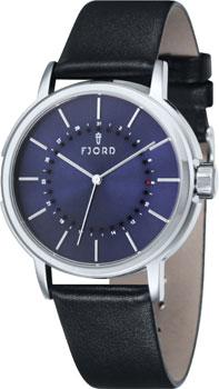 fashion наручные  мужские часы Fjord FJ-3015-02. Коллекция ELIF