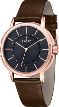 fashion наручные  мужские часы Fjord FJ-3015-03. Коллекция ELIF