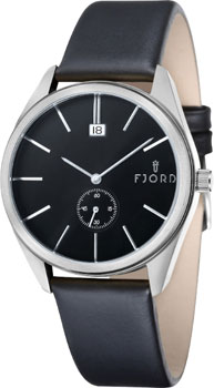 fashion наручные  мужские часы Fjord FJ-3016-01. Коллекция URSA