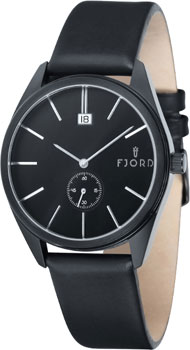 fashion наручные  мужские часы Fjord FJ-3016-03. Коллекция URSA